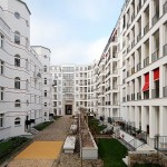 Wohnanlage Palais KolleBelle in Berlin, Marc Kocher Architekt, Zürich/Berlin