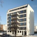 Wohnhaus in Berlin, Architekturbüro Kampmann und Partner, Berlin
