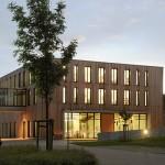 Prokon Firmensitz in Itzehoe, Clarke und Kunh Architekten, Berlin