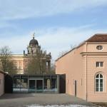 Besucherzentrum am Neuen Palais in Potsdam, Rüthnick Architekten und Ingenieure, Berlin